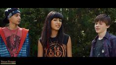 #MaxMovie Training Max with Justin Wincott (Josh Wiggins), Carmen (Mia Xitlali), and Chuy (Dejon LaQuake)