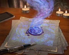 Fantasy Magic, Fantasy World, Fantasy Concept Art, Fantasy Artwork, Magic Book, Magic Art, Fantasy Inspiration, Writing Inspiration, Character Inspiration