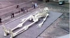 City Found 360 Feet Below Missouri City, Giant Human Skeleton Found (Videos) | Alternative