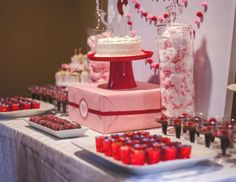 """Valentines Day / Baby Shower """"Katie's Valentines Themed Baby Shower"""" 
