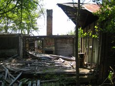1000 images about abandoned places on pinterest for An new world cuisine cary nc