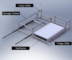 Aluminum tubing can be purchased at www.eztube.com