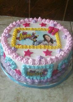 Torta de chantilly Soy Luna