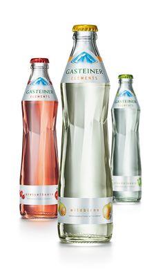 Rebranding for Gasteiner Mineral Water