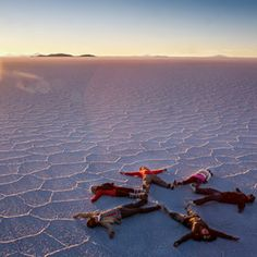 """Travel together to become a """"human star"""" in #Bolivia ! #ModusItinerandi"""