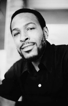 No words special enough to describe how we feel about Marvin Gaye #piecesofthecloud