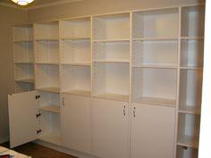 Mueble biblioteca melamina engrosada para guardado y exhibicion de libros de profesional Sociologa