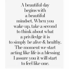 Life is a blessing