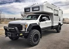 2017 Earth Roamer, pretty nice for a Ford