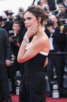 Pin for Later: Die besten Schnappschüsse vom Filmfest in Cannes Victoria Beckham