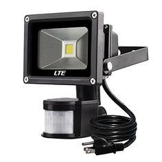LTE 30W Motion Sensor Light,LED Floodlight Energy Class A+