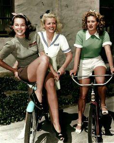 1950s Shorts: Vintag