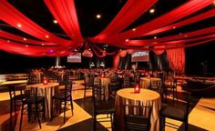 48 Ideas Party Decorations Red And Black Receptions For 2019