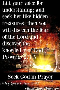 Persevere in your prayers and do not lose hope. God's power is revealed when you prayer with purpose.