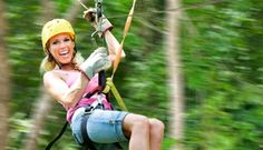 POSTOAK Canopy Tours take you on an aerial adventure through the rolling hills just outside of Tulsa, Oklahoma.