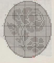 World crochet: Napkin 10