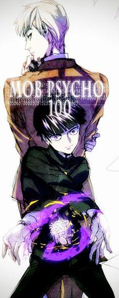 | MOB PSYCHO | 100% - Shigeo and Reigen