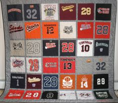 I can't believe baseball and softball tryouts already start next week! So excited ~ my favorite sport with my kids :) Baseball Mom, Baseball Jerseys, Basketball Teams, Softball, Baseball Clothes, Baseball Stuff, Football Shirts, Ohio State Crafts, Jersey Quilt