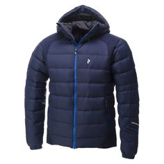Peak Performance, Bagnes ski jacket, Men, Mount Blue