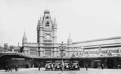 c1907 Templemeads Station, Bristol