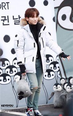 Key - SHINee Jonghyun, Lee Taemin, Minho, Shinee Members, Lee Jinki, Kim Kibum, Little Puppies, Vixx, Winter Jackets