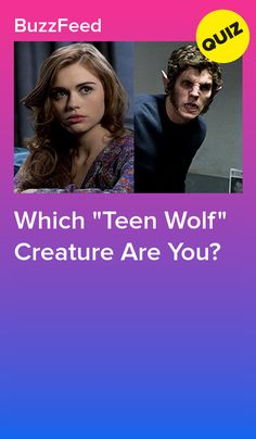 """Which """"Teen Wolf"""" Creature Are You? Teen Wolf Isaac, Teen Wolf Cast, Teen Wolf Quizzes, Teen Wolf Scenes, Best Buzzfeed Quizzes, Birthday Scenario, Quizzes For Fun, Wolf Life, Teen Wolf Seasons"""
