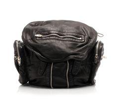 Multi-pocket marti backpack by Alexander Wang #bag