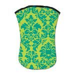 Emerald & Tender Shoots Damask Kindle Sleeve - one of 100+ items with new damask coloration: http://www.cafepress.com/dpeagreendesigns/9457925#