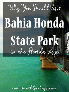 Bahia Honda State Park I Florida Keys I Marathon Florida I Florida Beach I Florida Hidden Gem