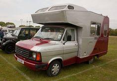 1978 Форд Транзит 2.0 Мк2 Кемпер Ван Ford Transit Camper, Transit Custom, Mini Camper, Custom Vans, Rally Car, Mk1, Campervan, Motorhome, Caravan