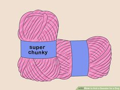 How to Knit a Sweater for a Dog (with Pictures) - wikiHow
