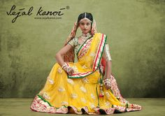 Sejal Kanoi's ethnic wear for women for Navaratri | festival fashion
