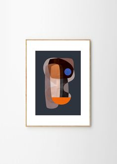 Exploring Abstract & Cubist Styles – Artworks by Atelier CPH and The Poster Club – OEN Poster Club, Abstract Sculpture, Abstract Art, Illustrator, Cubism Art, Art Prints Online, Affordable Art, Creative Studio, Home Art