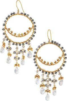 going going gone.... $36.23 - Cora Chandelier Earrings