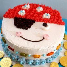 Pirate Cake #Wilton Cake Decoration