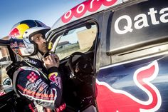 Nasser Al-Attiyah Monster Trucks, Racing, Mini, Running, Lace