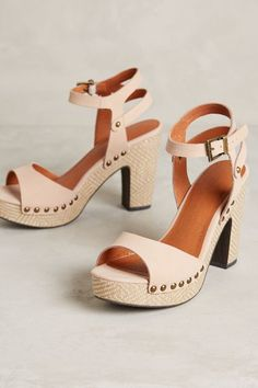 Schuler & Sons Mallory Platforms #anthrofave
