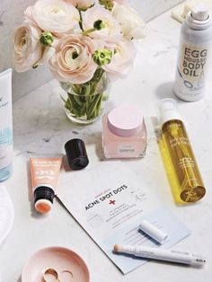 The best Korean beauty product picks for glowing skin.