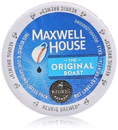 Maxwell House, Original Roast Coffee, K-Cup Pods, 36 Count -- Read more info by clicking the link on the image. #SingleServeCoffeeCapsules