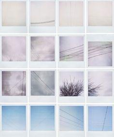 Erin Curry Polaroids