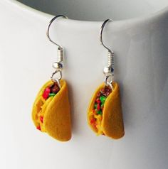 Taco Earrings!
