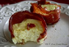 24/7 Low Carb Diner: Bacon Cheesecake Cups