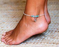 Anklets Gold Anklet Leg Bracelet Star Bell Charm Beach Foot Jewelry Cute Cheville Boho Bohemia Chaine De Pieds Voet Sieraden Enkelbandje Lovely Luster