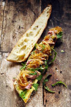 Lamb sandwich -
