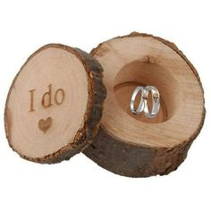 Go ahead and give this a look 🙂 I Do - Engraved Wood Ring Box Keepsake http://chillwedding.com/products/love-heart-engraved-rustic-nature-wood-ring-box-original-log-ring-pillow-letter-i-do-for-wedding-engagement-jewelry-case?utm_campaign=crowdfire&utm_content=crowdfire&utm_medium=social&utm_source=pinterest