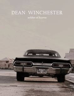 """thewincheters: """" supernatural characters posters 