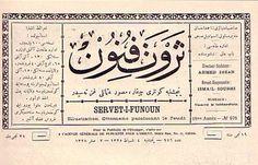 Servet-i Fünun Edebiyatı - 17 MART 1891 - Ahmed İhsan Tokgöz, Servet-i Fünun dergisini kurdu.