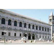 Boston Public Library, Boston, Massachusetts
