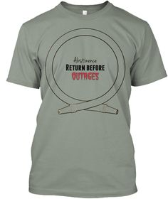 Abstinence Return Before Outages Grey Kaos Front