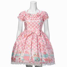 Sugar Fairy Cakeワンピースセット/アンジェリックプリティ(Angelic Pretty)
